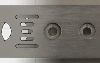 Preamp CAD design