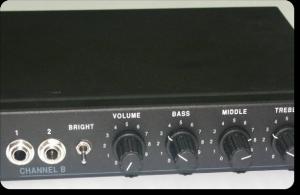 Dual input plus volume